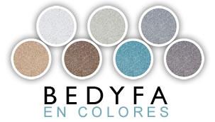 Más información de Bedyfa en colores.
